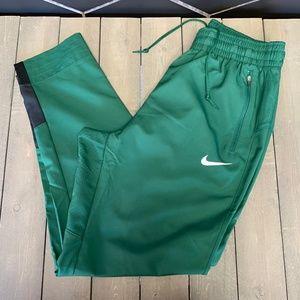Mens Nike Basketball Dri-Fit Sweatpants Warm Up